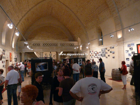 Exposition de photos à Aigues-Vives